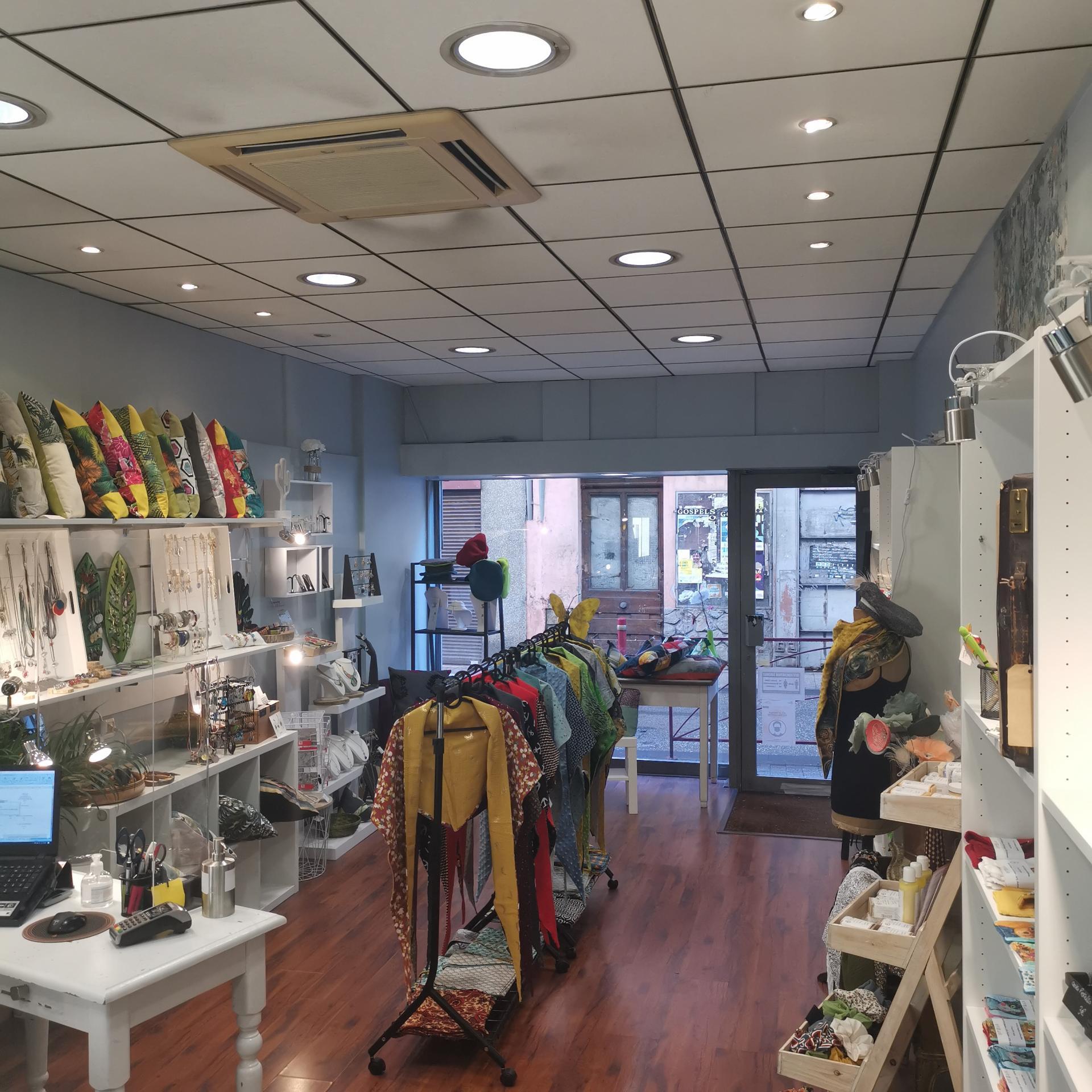 La boutique Zyg Zag 105 Rue Du Général de Gaulle - 38220 Vizille