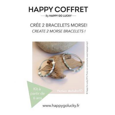 Kit Crée Deux bracelets morse